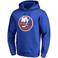 sudaderas nhl al por mayor-NHL NUEVA YORK ISLANDERS HOCKEY sudaderas John Tavares Mathew Barzal Johnny Boychuk sudadera con capucha