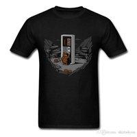 moda do amanhecer venda por atacado-Crewneck T Shirt Homens Clássico Dawn Of Gaming Top Tee Homens Camisas Populares Camisetas 3D MenT Camisas de Manga Curta Lazer Moda verão