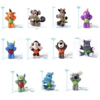 Wholesale Tooth Doll - Hot Pet doll Dog toy dog plush toys Golden hair Teddy Samo tooth cleaning Chews pet sound toys