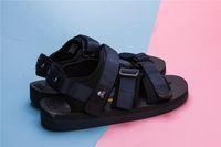 Wholesale Nice Sandals - 2018 Newest Nice Quality Mastermind JAPAN x SUICOKE KISEEOK-044V Suicoke Depa sandals Sole Slides With Box