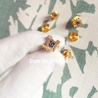 Wholesale Masonic Lapel Pins Badge - Buy Cheap Masonic Lapel
