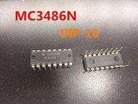 circuito de imersão venda por atacado-10 pçs / lote novos Circuitos Integrados MC3486N DIP-16 em estoque frete grátis