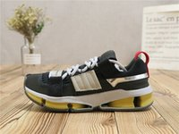 Wholesale a3 leather - 2018 Sale Consortium Twinstrike A3 shoes Mens Womens Speed Calabasas Running Shoes Trainer Designer brand luxury Sports Boots Men Sneaker