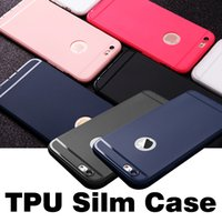 Wholesale dust covers for cell phones - Phone case for iphone 6 7 8 x New Style Dust-proof Scrub TPU cell phone case cover