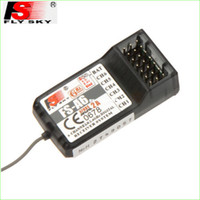Wholesale 6ch Rc Receiver - FlySky 2.4G 6 Channels 6CH FS-A6 Receiver AFHDS 2A system RX for RC Transmitter i4 i6 i10 GT2E GT2F GT2G F20431 +FS