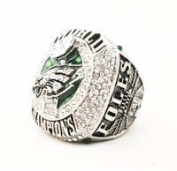 Wholesale PreSale Philadelphia World th Championship Ring Fan Gift Size