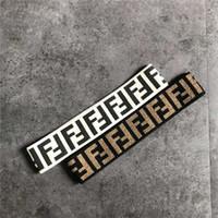 ingrosso capelli di marca-Designer Brand Coppia FF Fascia per capelli Sport all'aria aperta in esecuzione fasce per gioielli unisex Basket capelli per le donne uomini