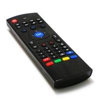 teclado de voz al por mayor-2.4G Wireless Remote MX3 Fly Air Mouse Keyboard con control remoto de micrófono con voz Micphone MX3-M para Android TV Box PC