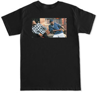 Wholesale black friday online - Funny ice cube craig and smokey damn tshirt from the movie friday Short Sleeve Plus Size t shirt