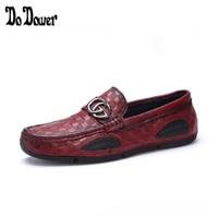 zapatos de cuero suave para hombre al por mayor-NUEVA marca hombre zapatos de cuero genuino para hombre zapatos de conducción de lujo hombres diseñador de moda zapatos de verano Mocasines suaves hombres mocasines BM98