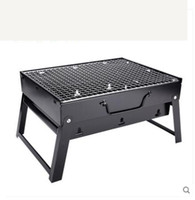 BBQ Grill Bakery Outdoor 2 People Charcoal Tool Carbon Barbecue Stove Foldable Barbecue tool