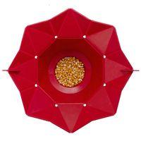Wholesale Abs Lid - Microwaveable Popcorn Maker Pop Corn Bowl With Lid Microwave Safe New Kitchen Bakingwares Diy Popcorn Bucket