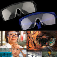 Discount industrial painting - HOT Safety Eye Protection Glasses Goggles Lab Dust Paint Dental Industrial