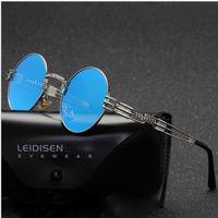 gafas de sol polarizadas circulares al por mayor-Gafas de sol circulares, masculinas y femeninas, gafas de sol polarizadas, gafas de sol, gafas de sol.