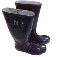 Wholesale Drop Ship High Heels - Drop Shipping Boots Women Wellies Rainboots Ms. Glossy Wellington Rain Wellington Knee Boots Fast Delivery Welly Boots