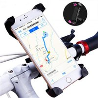 Wholesale bike support stand - Travel Stand Universal Accessory Plastic Support With 360 Degree Rotation For Smart Phone Bike Motorcycle Phone Holder