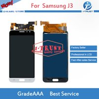 Wholesale Tft Lcd Panel Touch Screen - TFT LCD For Samsung J3 J320 J300 J300F J300H J320 J320A J320F J320M LCD Touch Screen Digitizer With free Tools + Free Shipping