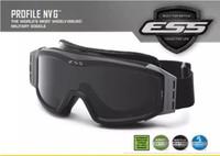 casco táctico del ejército al por mayor-Las gafas tácticas de ESS NVG caben con los cascos, los Eyeshields de combate al aire libre durables, los lentes de sol balísticos de 3 lentes de la visión nocturna del ejército