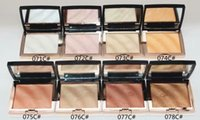 Wholesale cake shimmer - Free shipping Newest Brand Makeup Cosmetics Highlighters Highlighters Palette 8 Colors highlighter surligneur High-light powder cake 9g