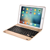 Wholesale china color screen bluetooth for sale - Group buy Wireless Bluetooth Keyboard Case Cover For iPad Air iPad Pro New iPad inch Universal Luxury Stand Cases