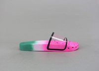 Wholesale room princess - Rihanna Fenty Sophia Webster Leadcat Candy Princess SW Slides Pink Green White Black Slipper