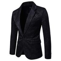 ingrosso pulsante chiudere-Autunno nuova rosa da uomo affollamento di un pulsante di grandi dimensioni vestito confortevole cappotto aderente colore solido business