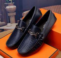 beanie de couro venda por atacado-Sapatos masculinos casuais, sapatos de marca, produção de couro de alta qualidade, qualidade incomparável, vendas baratas de calçado