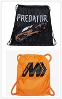 Wholesale free mercurial superfly for sale - Cheap Sale Sports Shoe Bag Predator Tango Soccer Shoes Bag Orange Mercurial Superfly Football Boots Bags