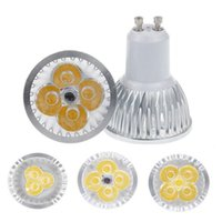 Wholesale 4w spot lamp for sale - Group buy CREE Led Lamp W W W w Dimmable GU10 MR16 E27 E14 GU5 B22 Led spot Light bulbs Spotlight bulb downlight lighting