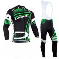 Wholesale orbea long sleeve cycling jerseys - New Sport Sportswear Orbea long Sleeve Cycling Jersey Bicycling Shirts Bicycle Bike MTB Ciclismo Cycle Maillot clothing