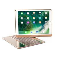 крышка клавиатуры bluetooth алюминий оптовых-Pad Pro 10.5