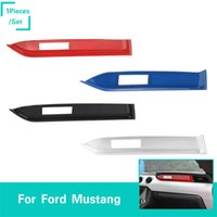 Wholesale mustangs accessories for sale - Copilot Dashboard Cover ABS Decoration Trim Ring Fit Ford Mustang High Quality Auto Interior Accessories