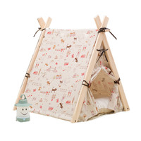 Wholesale Design Dog House - Free Love@square new design Pet Kennels Pet Play House Dog Play Tent Cat  Dog Bed