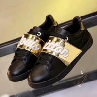 Wholesale Closed Looping - (With Box)Designer shoes Luxury Women Run shoes Genuine Leather Casual Shoes for women Sneakers Womens sneaker size 35-42