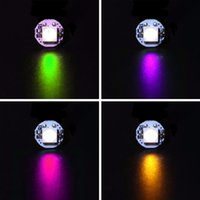 ic yongası açtı toptan satış-LED 10 ~ 1000 adet 4-Pinli WS2812B WS2812 LED Çip Soğutucu 5 V 5050 RGB WS2811 IC Ingebouwde