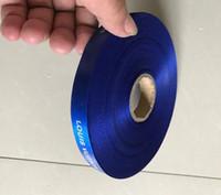mètres roulants achat en gros de-marque en gros largeur 1.5cm long 100 mètres / ruban bleu cadeau (un rouleau complet)