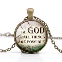 Wholesale African Christmas Ornaments - 2018 Christian time gem vintage necklace fashion sky pendant costume wild sweater chain ornament Pendant Jewelry