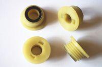 "Wholesale Pumps Garden - 4X Oil pump worm gear new type for Echo CS260 CS270 CS271 CS280 CS320 CS351 CS-350 CS355T CS2600 TOPSUN 16"" 3600 Chainsaw 36CC chainsaw part"