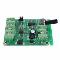 ingrosso autista 12v-Freeshipping 9V-12V DC Brushless Motor Board Controller per motore a disco rigido