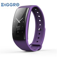 bluetooth für andriod großhandel-Großhandel QS90 Bluetooth Smart Armband Pulsmesser Nachricht IP67 Gesundheit Sport von ES RU DE Fitness Andriod IOS Armband