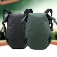 Wholesale laptop security - Outdoor Travel Casual Solid Color Waterproof Backpack Security Design Laptop Bag Duffel Bag Big Capicity Plain Backpack NNA275