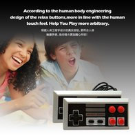 Wholesale mini game console online - very hot The new HDMI mini game console can store games nes and retail boxs
