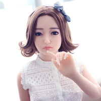 Wholesale anime sex doll skeleton for sale - 2018NEW KCDOLL cm Real Silicone Sex Dolls with Skeleton Japanese Full Adult Anime Oral Love Doll Realistic Vagina Toys for Men Big Breast