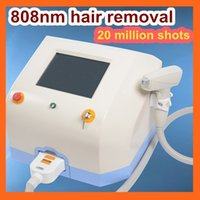 Wholesale equipment lips online - New Tech Painless Professional nm Diode Laser Permanent Hair Removal machine soprano Beauty Equipment For Lip Hair Beard Hair Removal