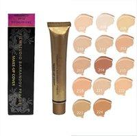 Wholesale Makeup Primers - Dermacol Concealer Foundation Make Up Cover 14 colors Primer DC Concealer Base Professional Face Dermacol Makeup Contour Palette Base drop