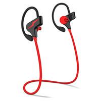 Wholesale cute mic for sale - Group buy Wireless Bluetooth Earbuds Headphone Mic Sports Stereo Heavy Bass Headset CSR8635 Earphone Noise Cancel Long Duration CSR4 Headphone Cute