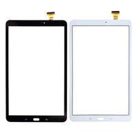 ingrosso sostituzione di vetro della linguetta della galassia-Per Samsung Galaxy Tab A T580 T585 Touch Screen Digitizer pannello di vetro parti di ricambio bianco nero