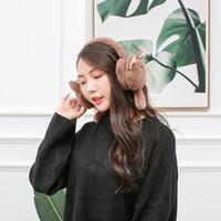 gato adulto set venda por atacado-Fabricantes direto versão Coreana do inverno quente dos desenhos animados gato cauda conjunto de orelha de cabeça de ajuste de orelha tampa da orelha saco de orelha por atacado
