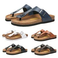 2018 vendita calda Mayari Arizona Gizeh estate Uomo appartamenti sandali  sughero pantofole unisex casual BIRKENSTOCK scarpe stampa colori misti  taglia 38-46 88ab7058429