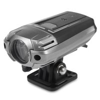 Wholesale helmet flashlights resale online - Bicycle USB Rechargeable Headlight Safety Helmet Flashlight for Mountain Bike